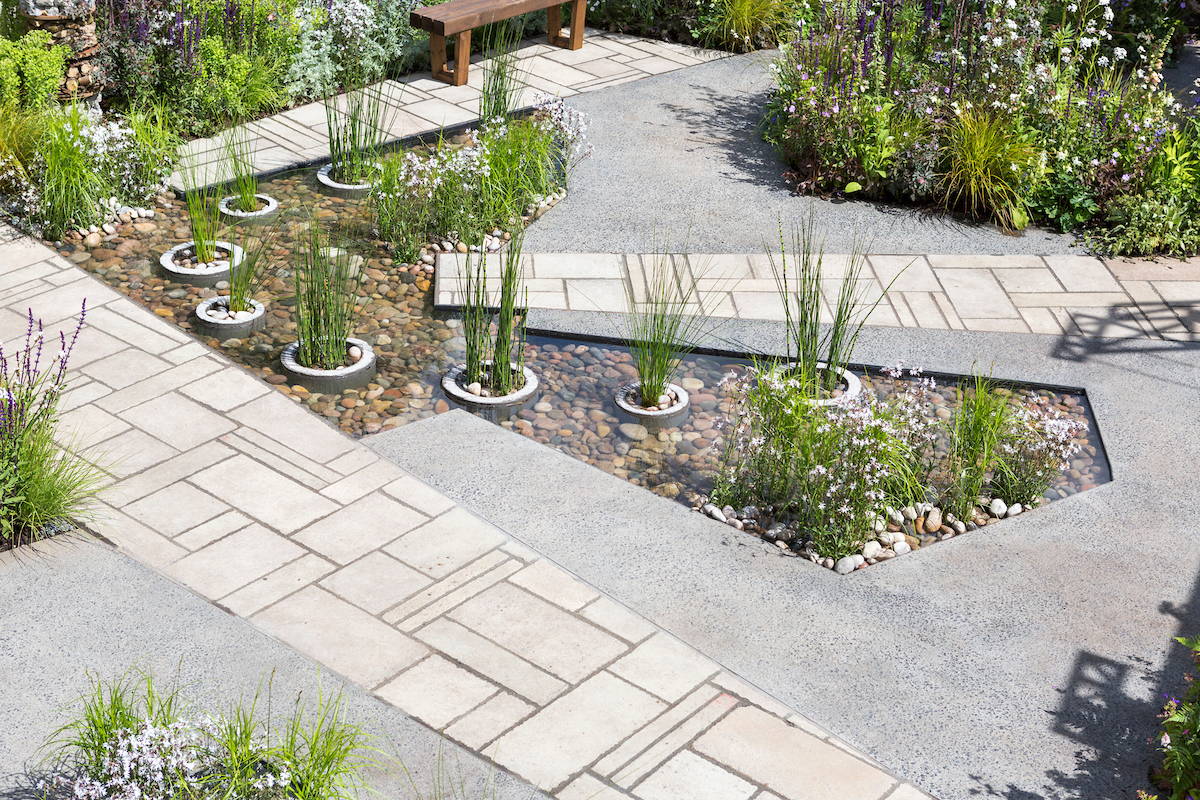 Herts premier builders garden design trends to replicate for Garden design your own